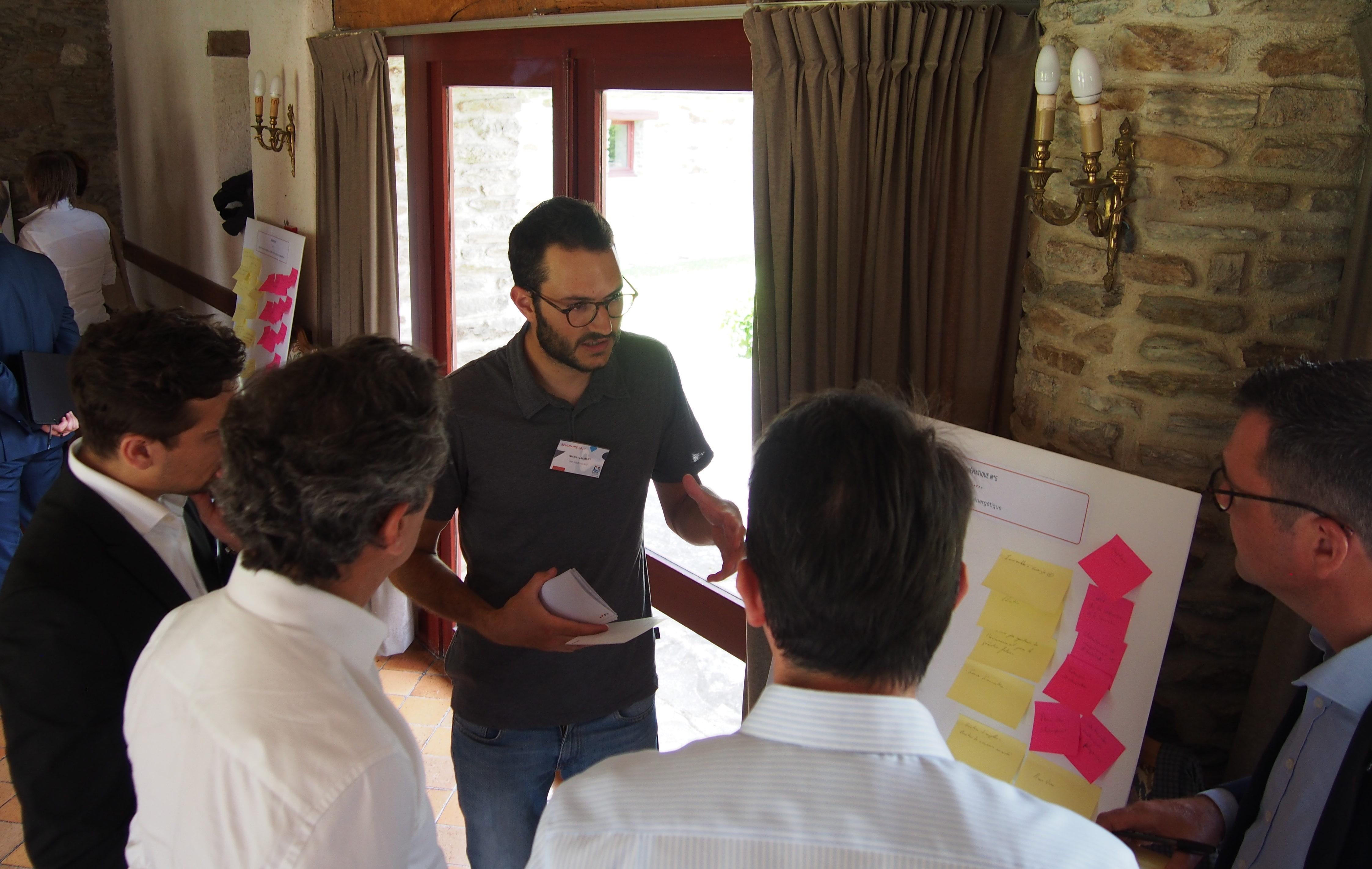 seminaire stratégie CINA