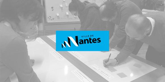 Co-construction d'un outil numérique pour le patrimoine nantais