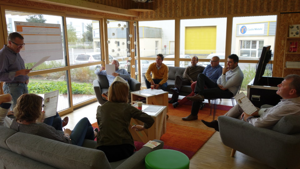 CETIH workshop digitalisation parcours client