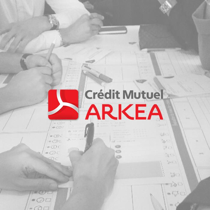 atelier fonctionnalités ARKEA