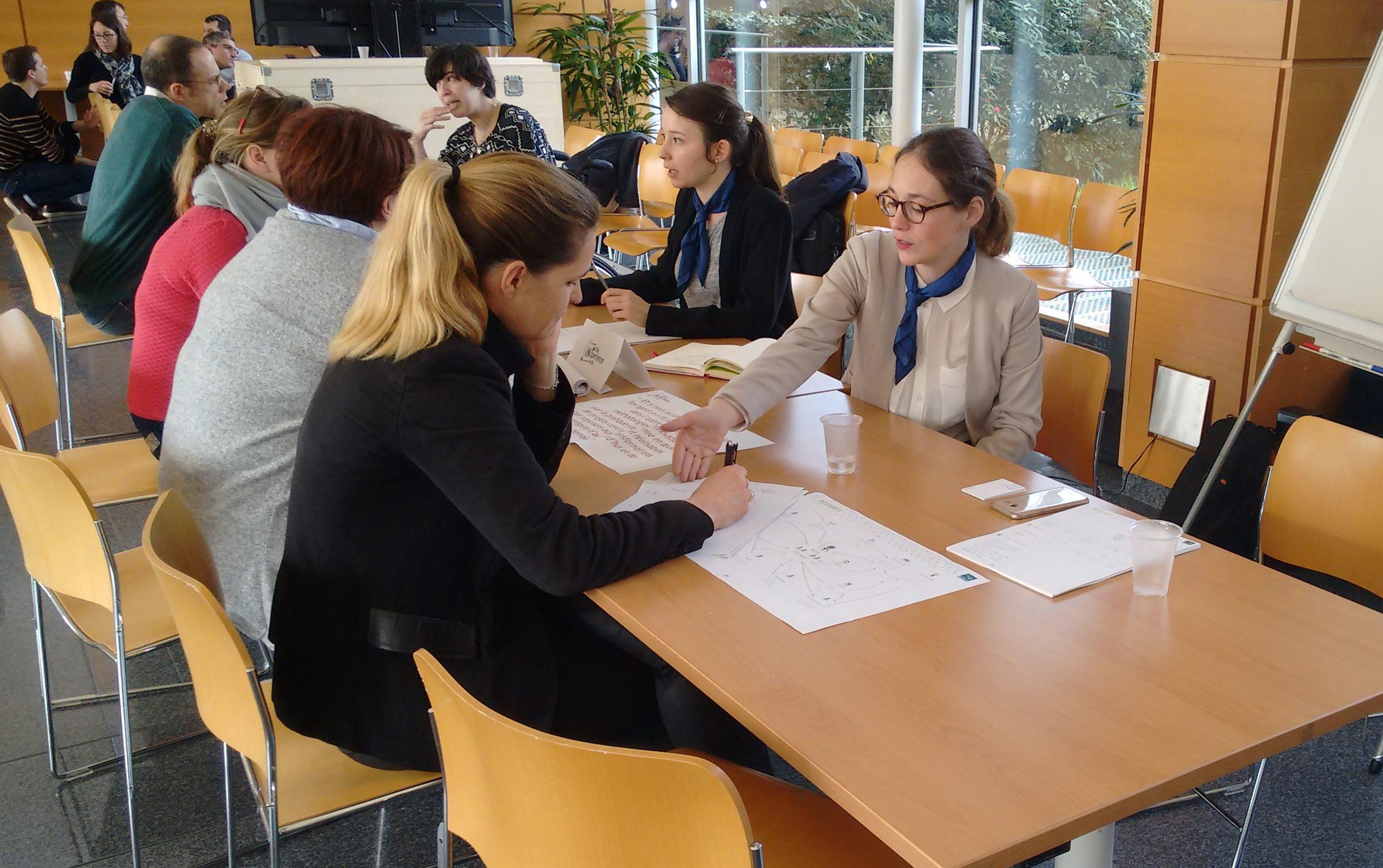 Design de politiques publiques pour la transformation de l'administration - Région Bretagne