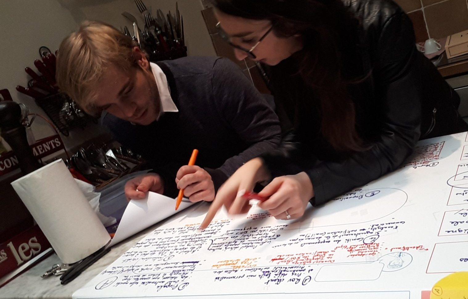 ARKEA workshop fonctionnalités
