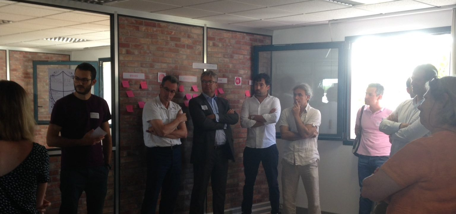 CREALIANS workshop collaborative