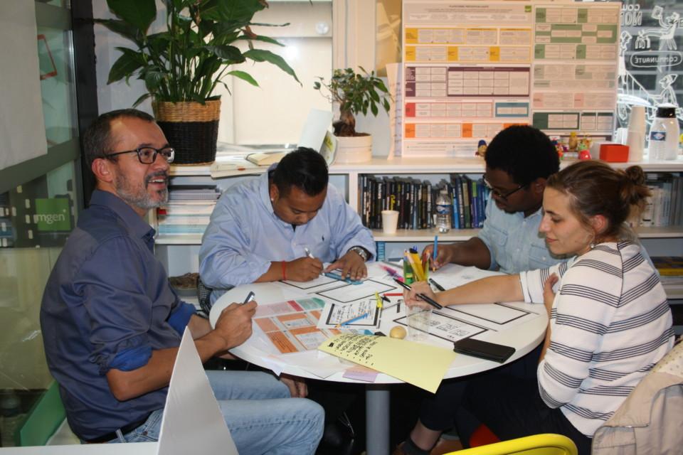 co-création plate-forme santé
