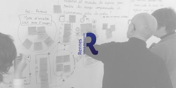 Déployer le design des politiques et services publics à Rennes
